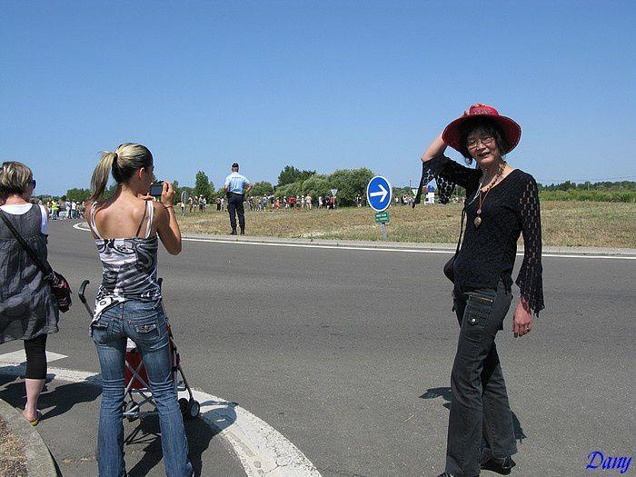 Le tour de France en Vendée, le 02/07/2011