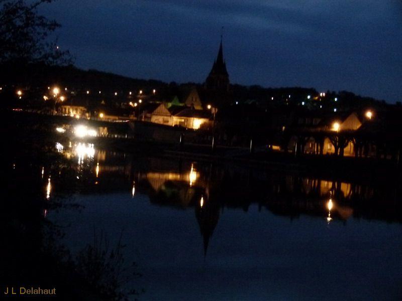 Album - Pont sur Yonne - la nuit