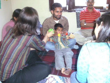 Photographs taken in the Handimachal Unit, during the 8th Awareness Camp in Haripur and home visits.