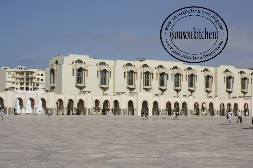 Album - Mosque-Hassan-2-a-Casa (Maroc) Ete 2010