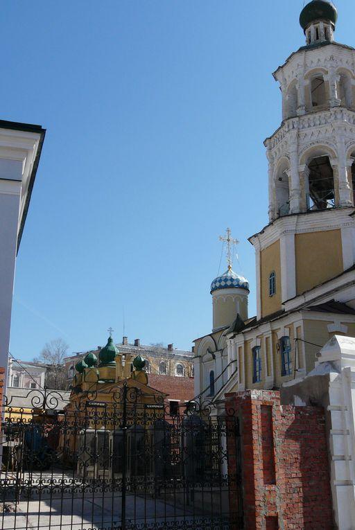 ville magnifique, arrêt quasi obligatoire si vous prenez le transsibérien!