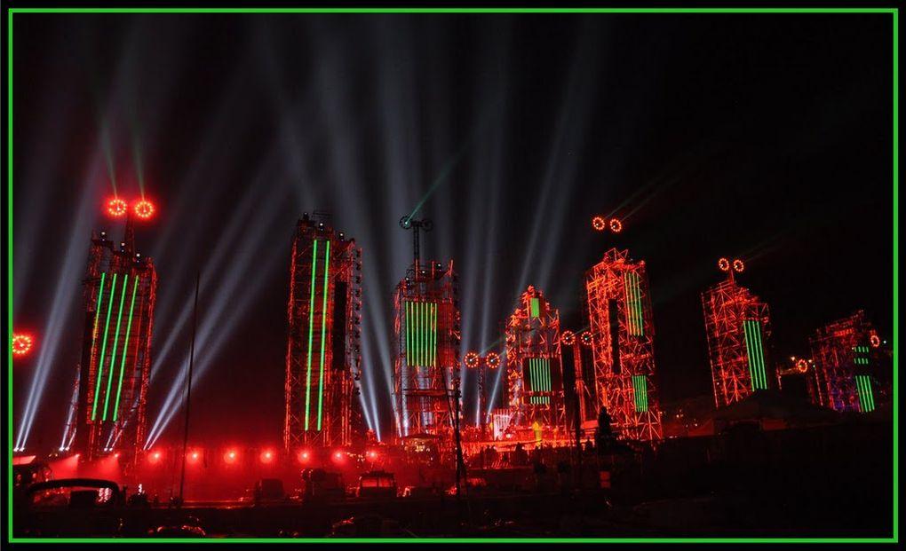 Photos du concert de Monaco - répétitions et concert. Photos © 2011 - Xavier Muller.