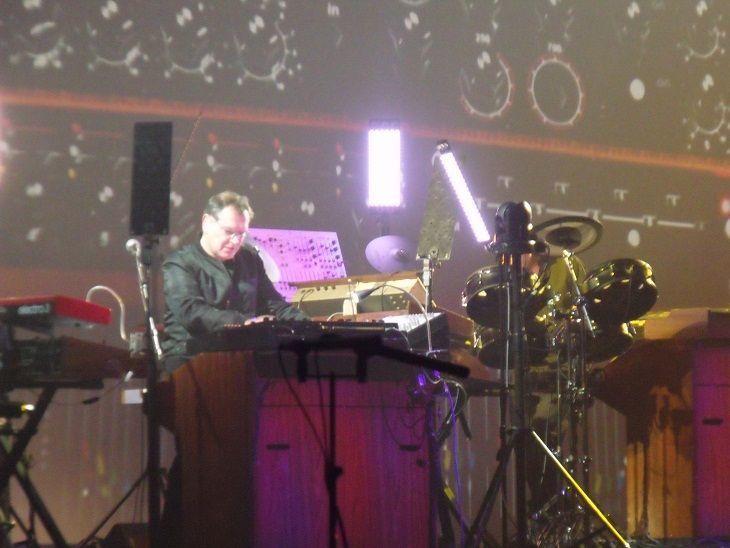 Photos du concert de Jean-Michel Jarre a à Montpellier le 10 décembre 2010.Crédit photos : © Zoolook1980 / http://jarre2010.canalblog.com