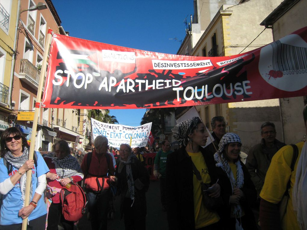 Album - Manif contre Agrexco