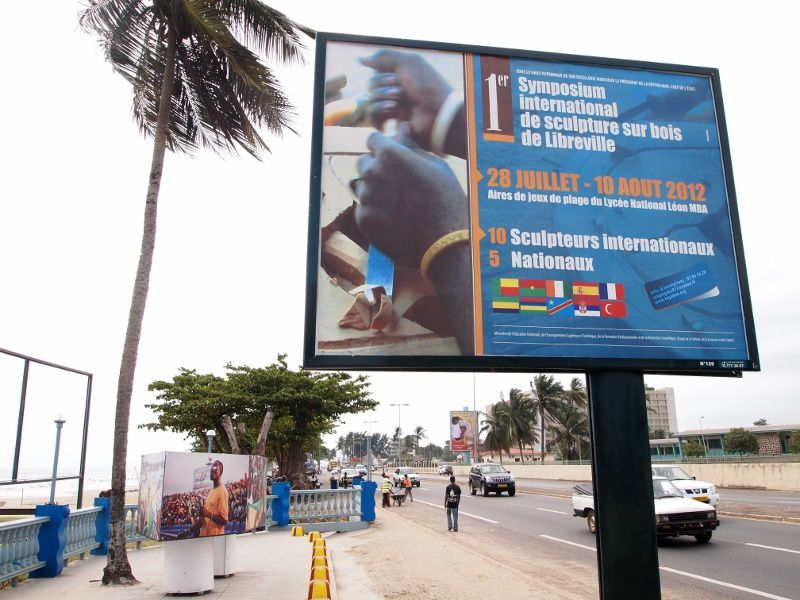 Album - symposium-international-Libreville-2012