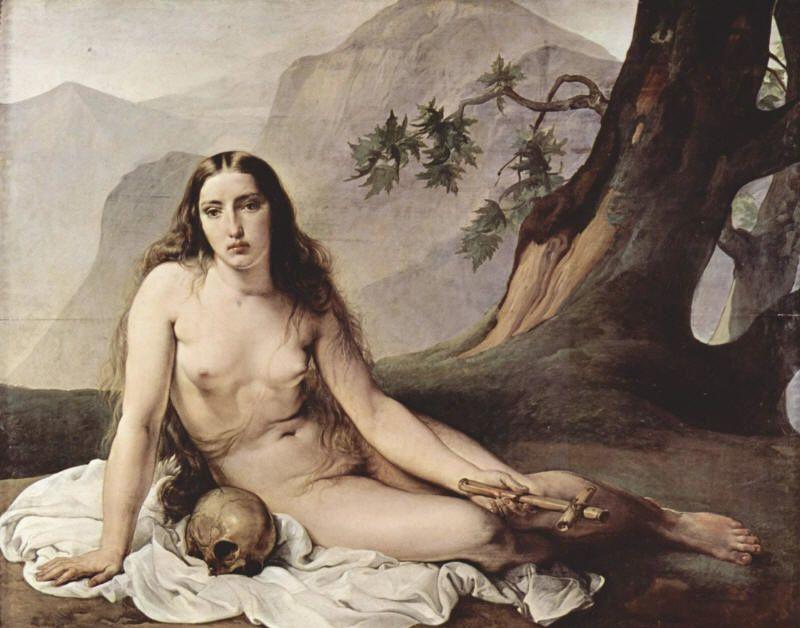 La Femme divinisée en images...