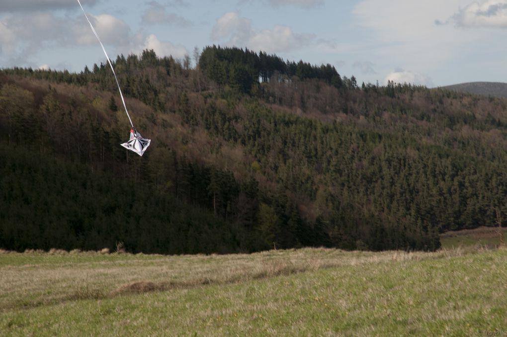 Haut-Vivarais, paysages de montagne, Ardèche