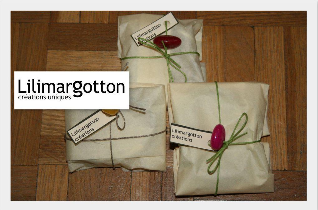 Chaque sac Lilimargotton a droit à son Emballage Sac