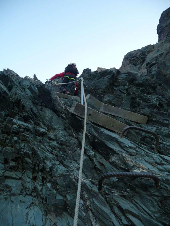 petit mais intense (!) séjour d'une semaine dans le Parc National des Höhe Tauern à la conquête du plus haut sommet autrichien, le grossglockner 3798 m et quelques compères !