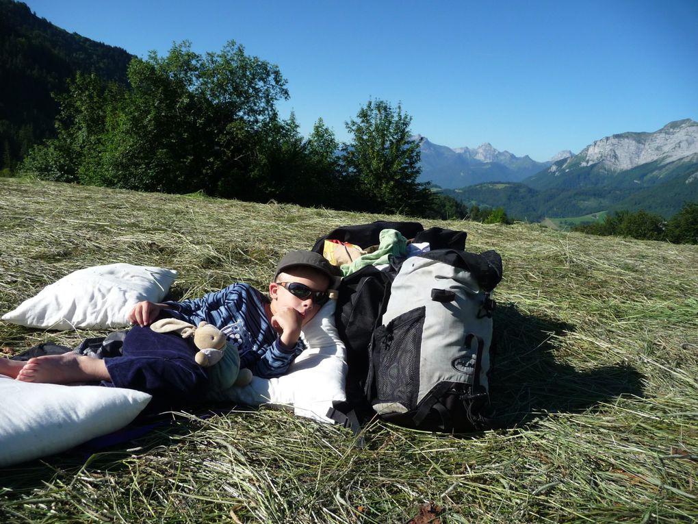 Album - Deux loulous en montagne, 2010 et après !