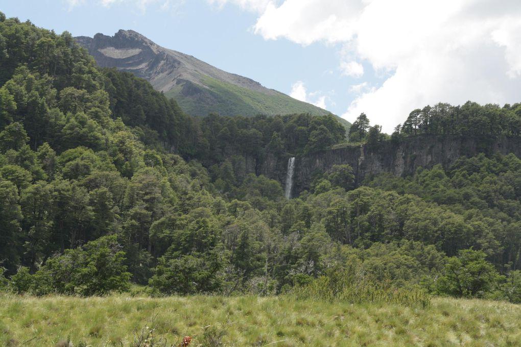 Album - ARGENTINA-ParqueNacionalLanin-LagoHuechulafquen