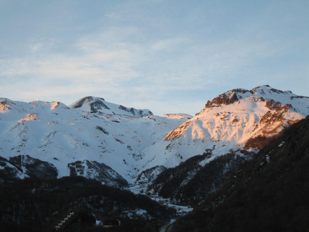 Album - CHILI - ValleLasTrancas y TermasdeChillan - Volcans/Volcanoes