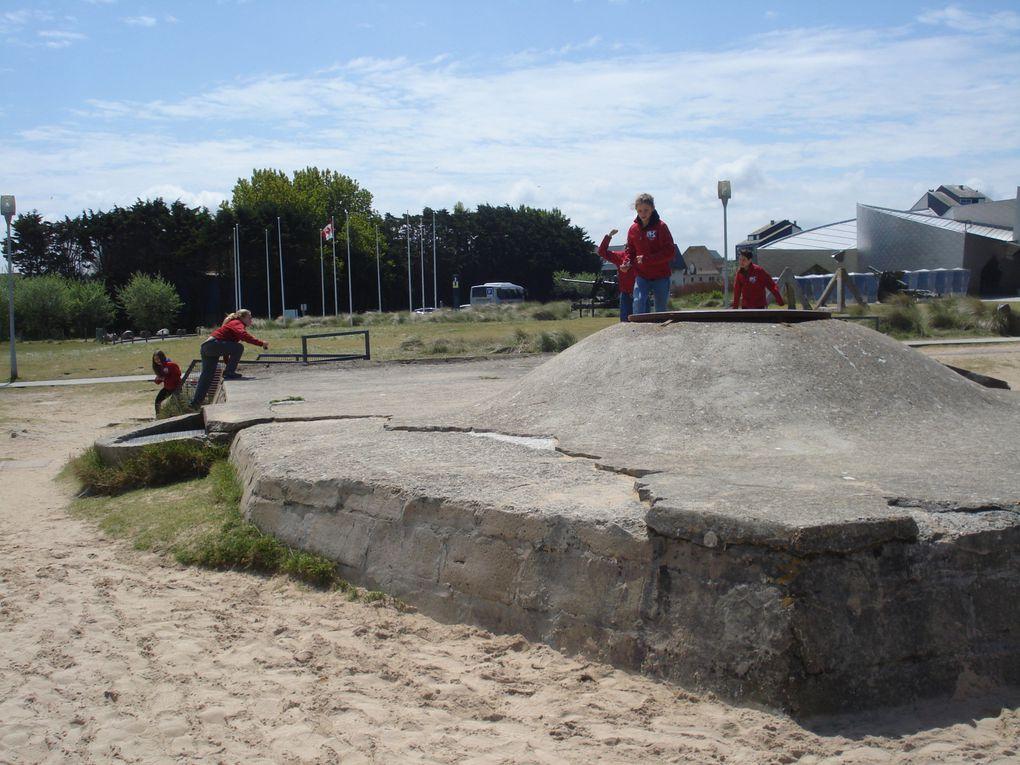 Mémorial de Caen et Juno Beach
