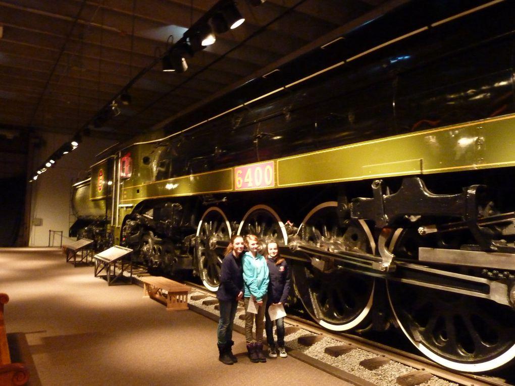 Visite du musée des sciences et technologie et visite du parlement du Canada
