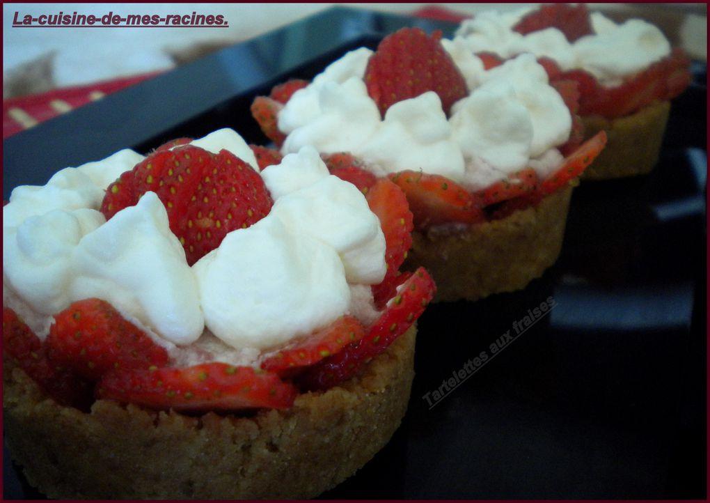 Album - Tartelettes-aux-fraises