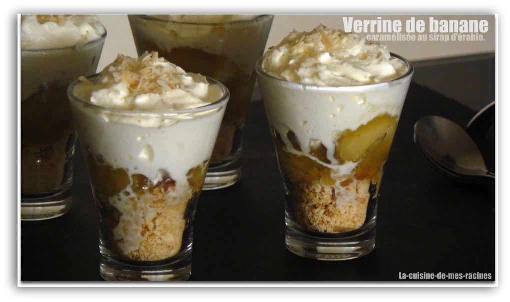 Album - Verrine-de-banane-caramelisee-au-sirop-d-erable