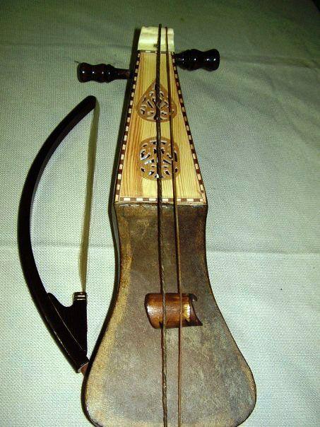 Les instruments du Musique