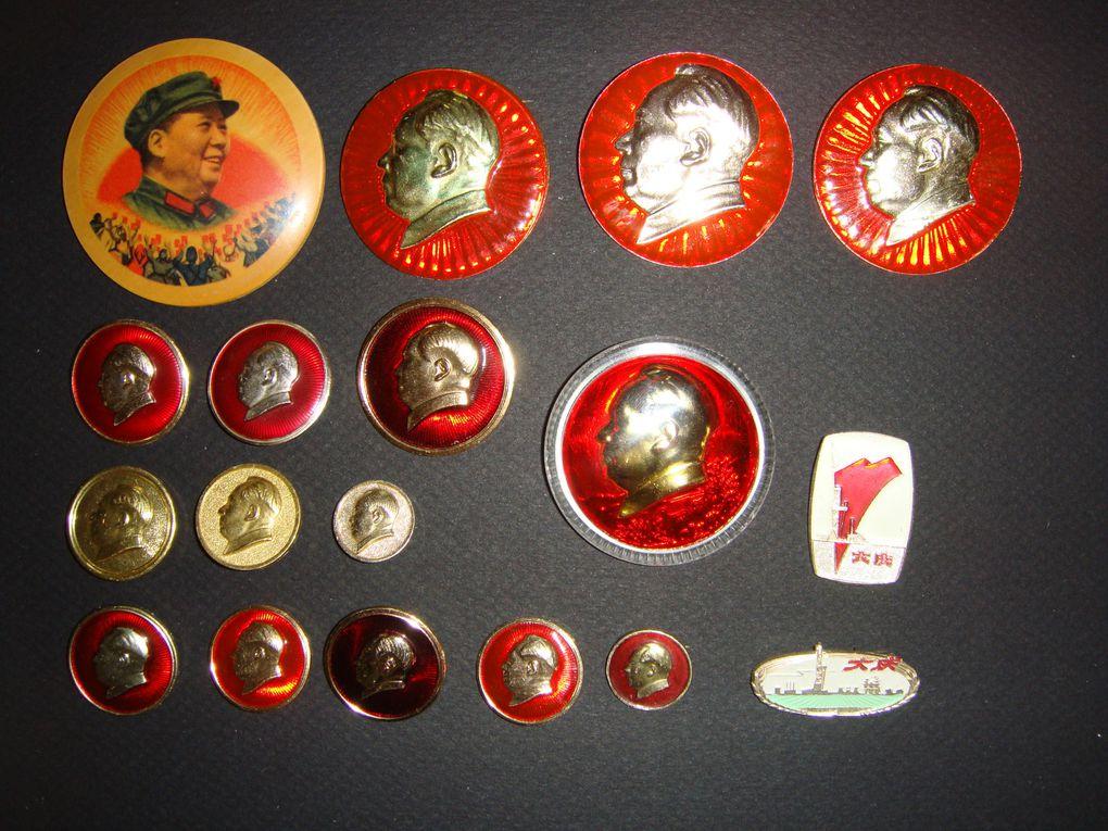 Oeuvres et objets chinois (périodes reculées et moderne)