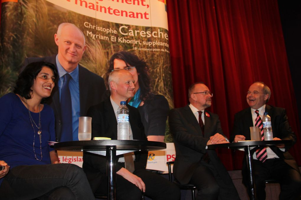 Retrouver en image la réunion que j'ai organisée avec mon ami et homologue allemand Axel Schäfer, membre du Bundestag et vice président pour le SPD de la commission européenne, le 4 avril dernier au Studio 28.