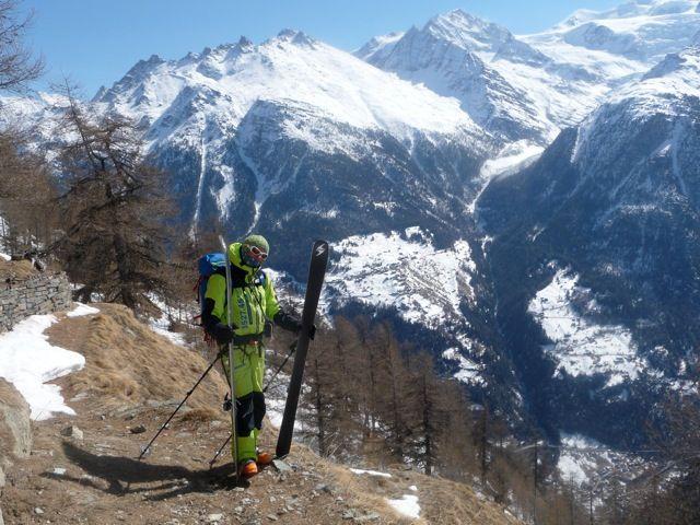 les plus belles photos de cette étape de la grande traversée des Alpes