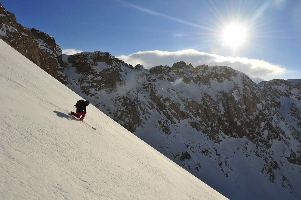 Voyage extraordinaire en Iran pour explorer le massif des Zagros en ski de randonnée