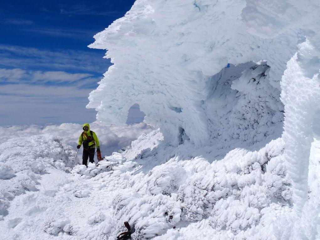 Album - les volcans du Chili