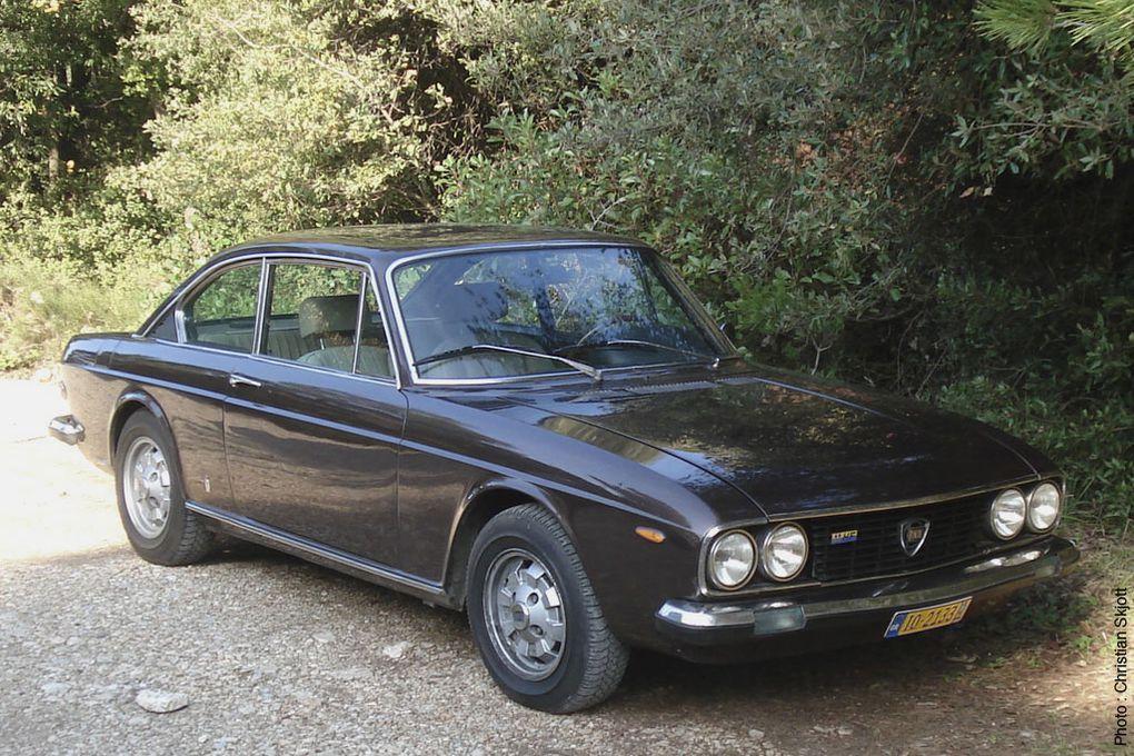 Album - Lancia 2000 Coupé Pininfarina