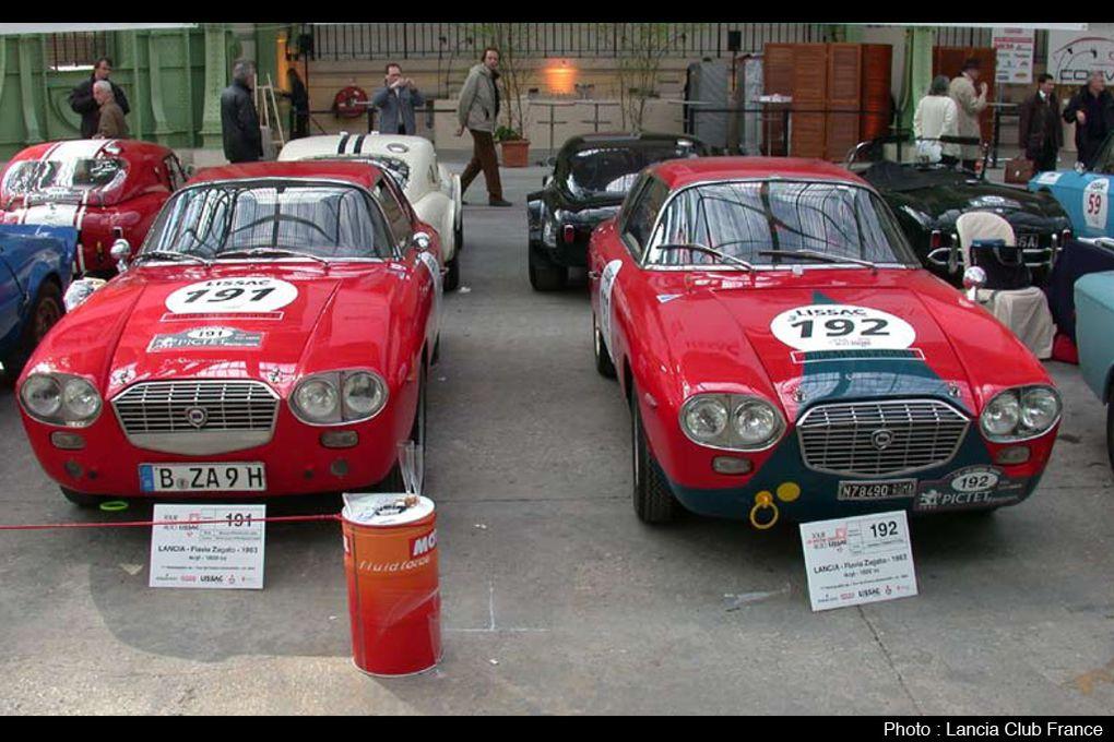 Aujourd'hui Lancia Flavia est présente en rallyes historiques.