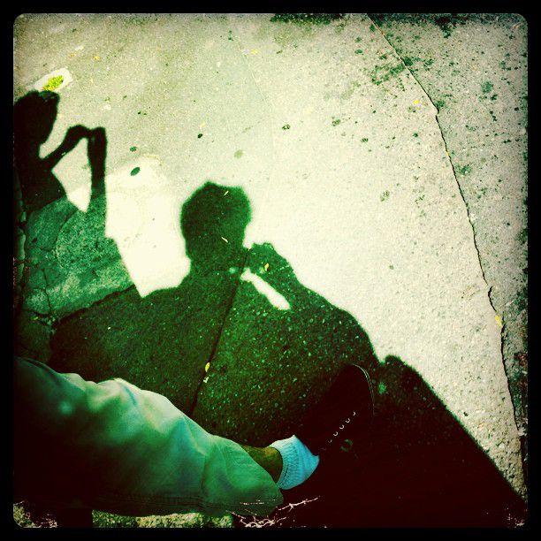 Une nouvelle lubie, la photo, avec i-phone4, Hippstamatic et Instagram.