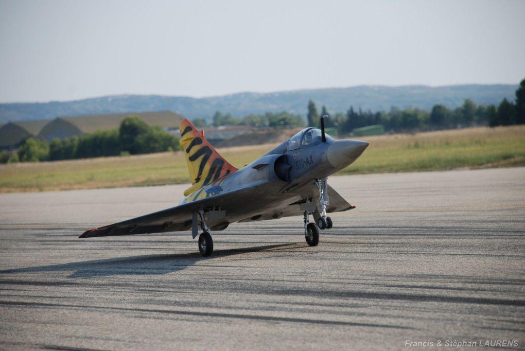 Photos du kit Aviation Design du Mirage 2000 1/5