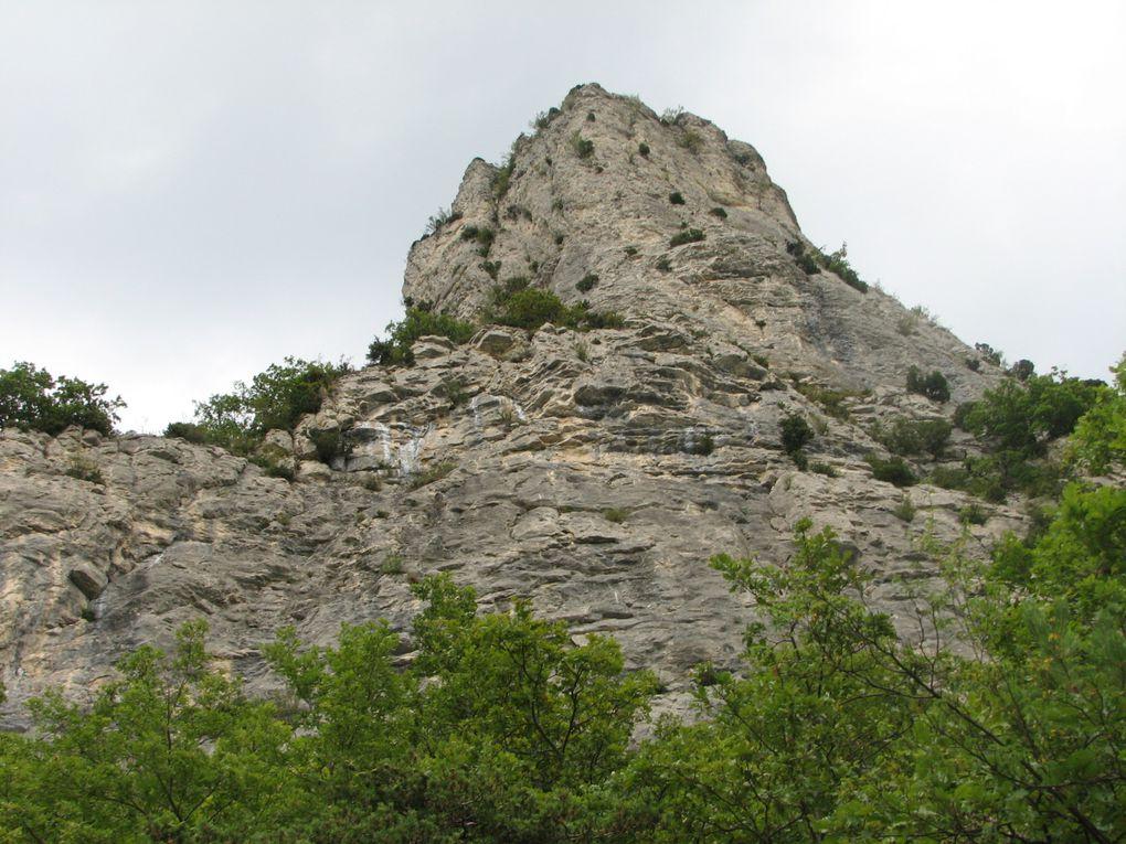 Photos de paysages drômois