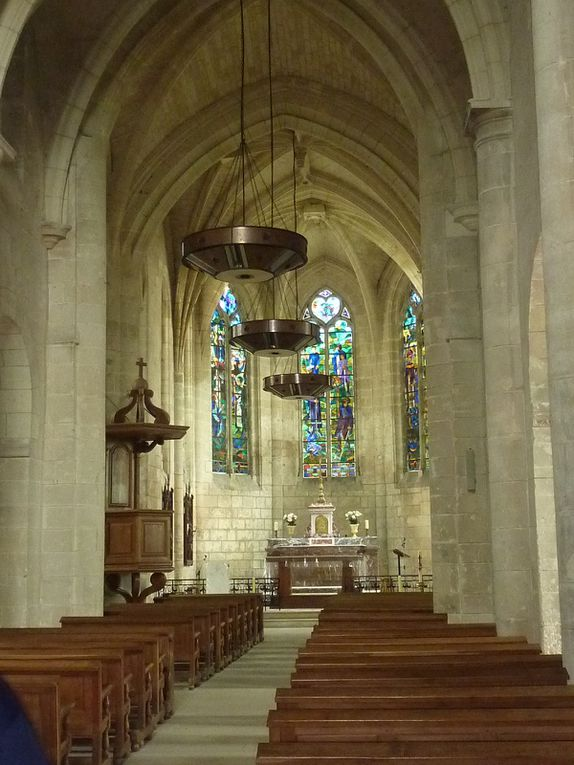 Des photos et cartes postales de notre belle église