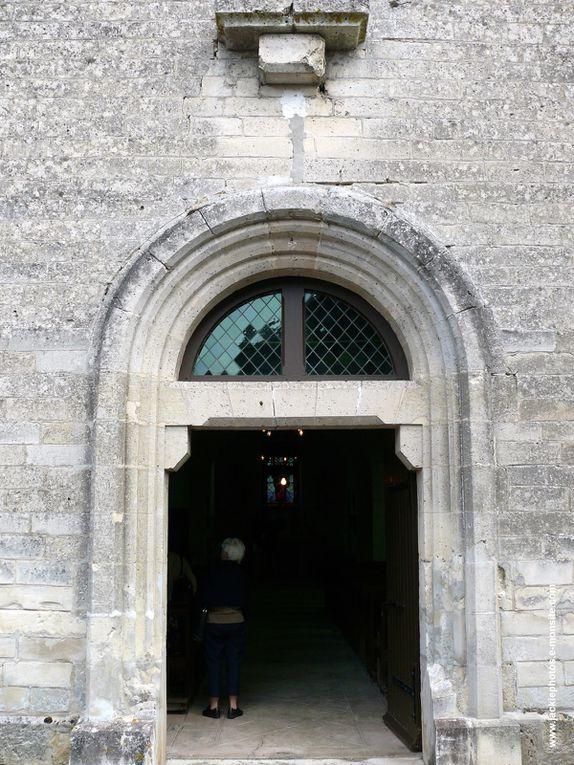 Album - Les églises du canton de Vailly-sur-Aisne par Jackie Doublet