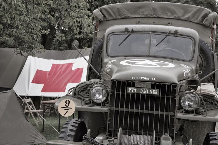 Pour les 70 ans de la libération de Soissons par Pierre Commeine