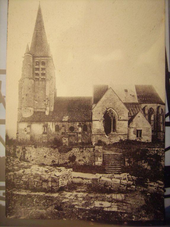 Vous trouverez dans cet album des cartes postales de différentes époques prises au long de notre village