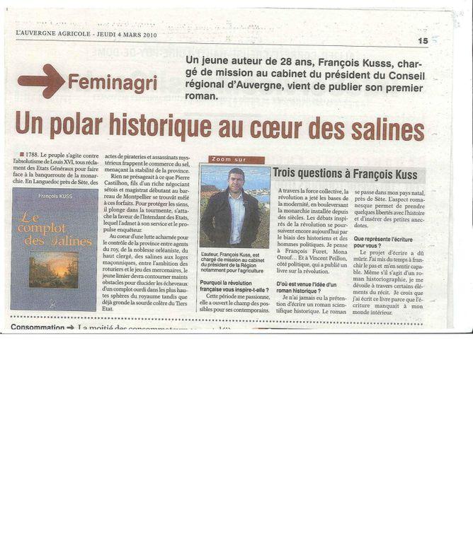 Album - Le-Complot-des-Salines
