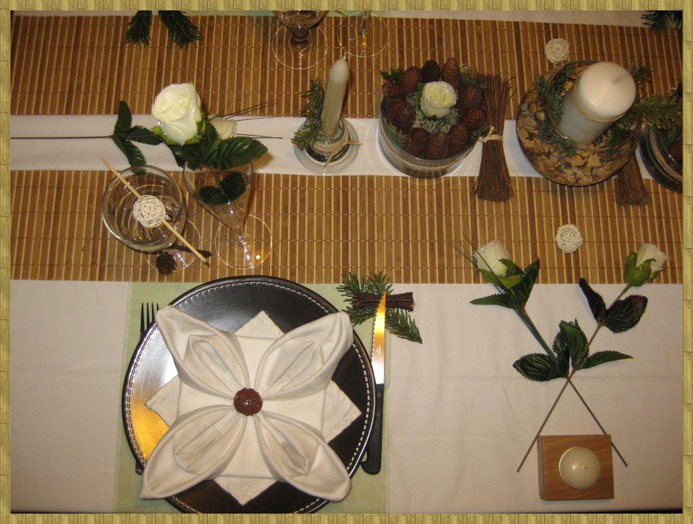 Album - &quot&#x3B;Sapin et Roses blanches&quot&#x3B;