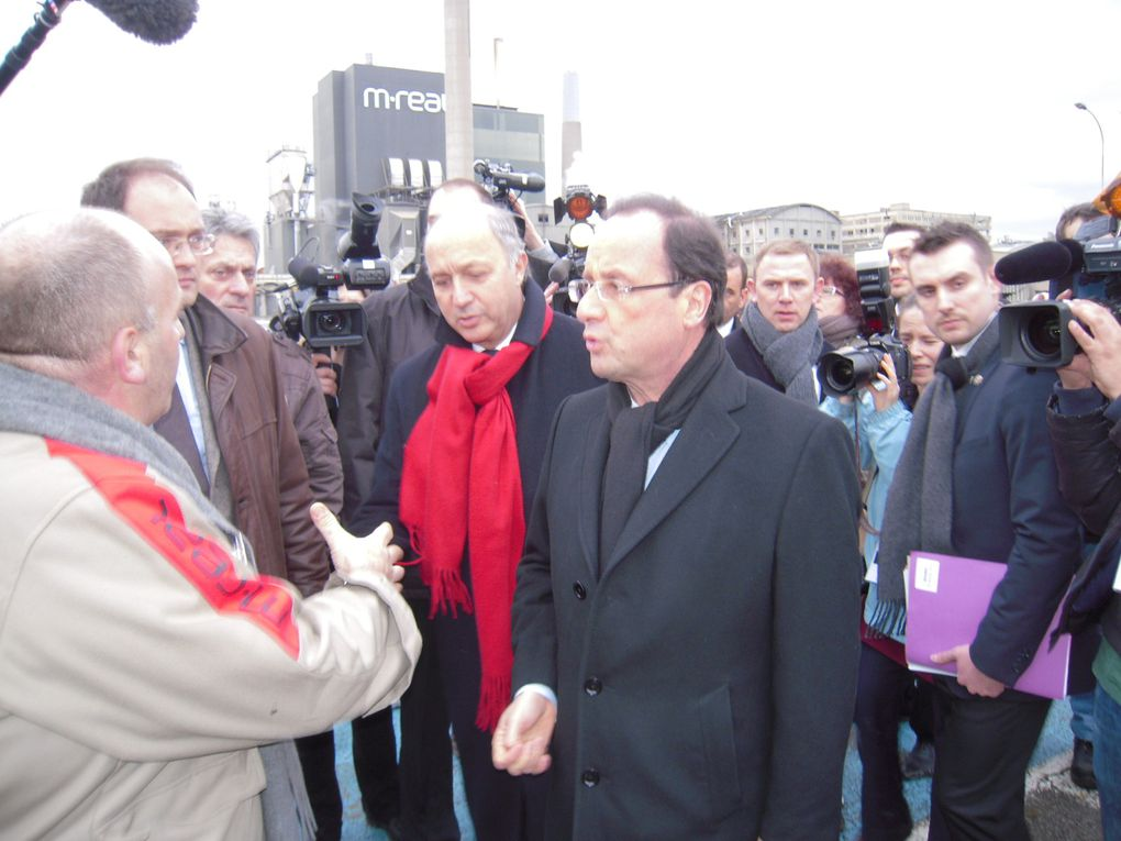 Album - 120215-Visite-F-Hollande