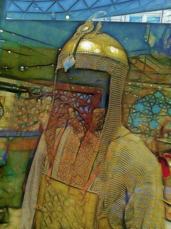Album - Le Louvre - Departement des Arts de l'Islam