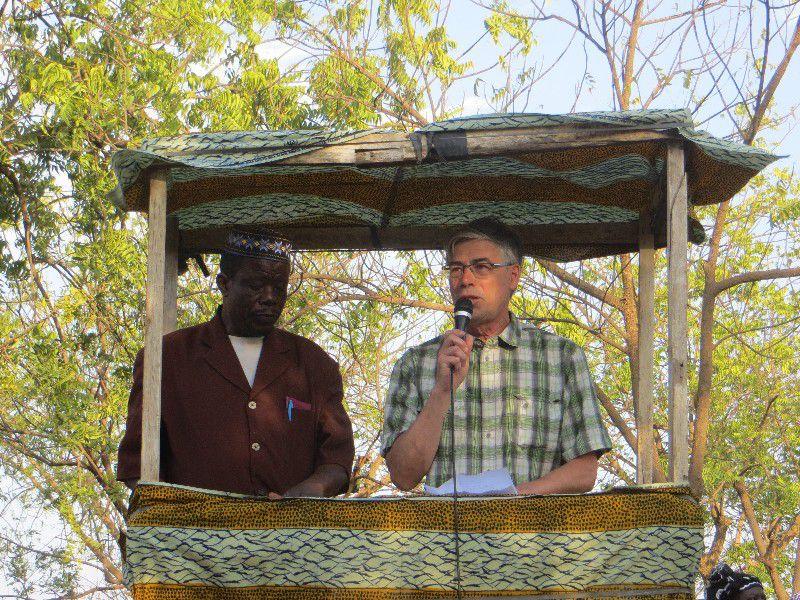 Photos du séjour au Burkina Faso et réalisations