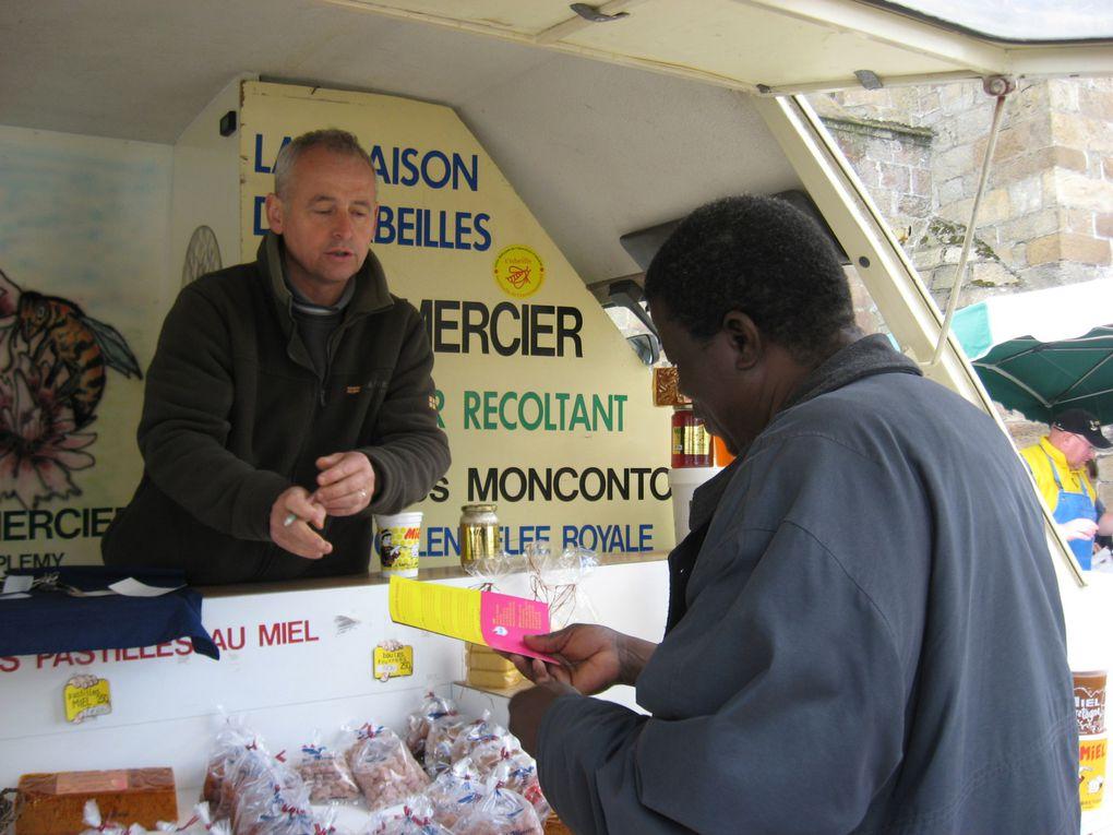 Séjour d'Alidou en Bretagne en 2011