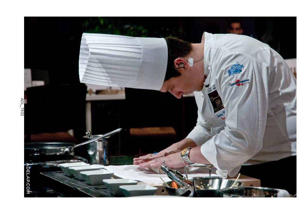 une rencontre entre l'art et la Gastronomie