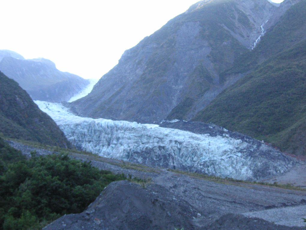 Voyage en Nouvelle Zélande , dans l'île du sud en 2008.