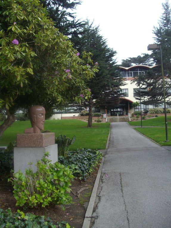 Le campus !
