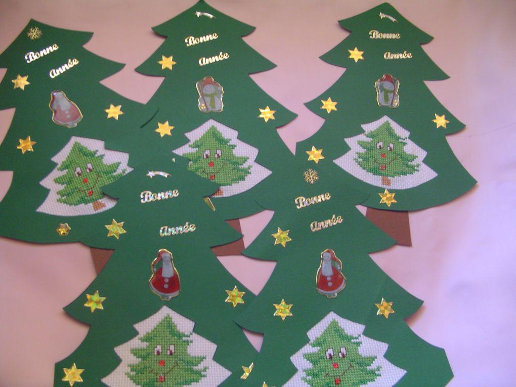Toutes les petites choses que je fait pour Noël