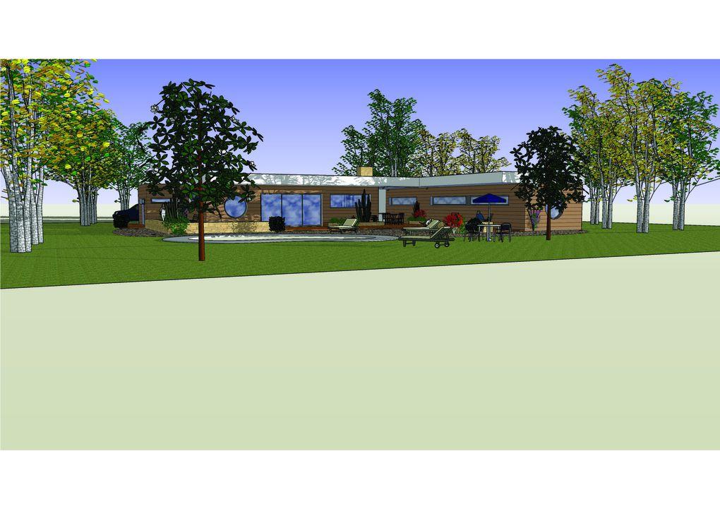 Maison de conception contemporaine & bioclimatique