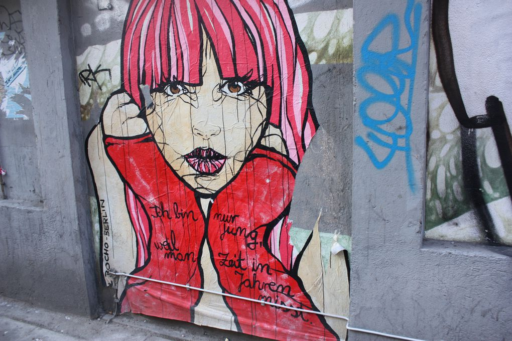 Album - Cologne - Street-art