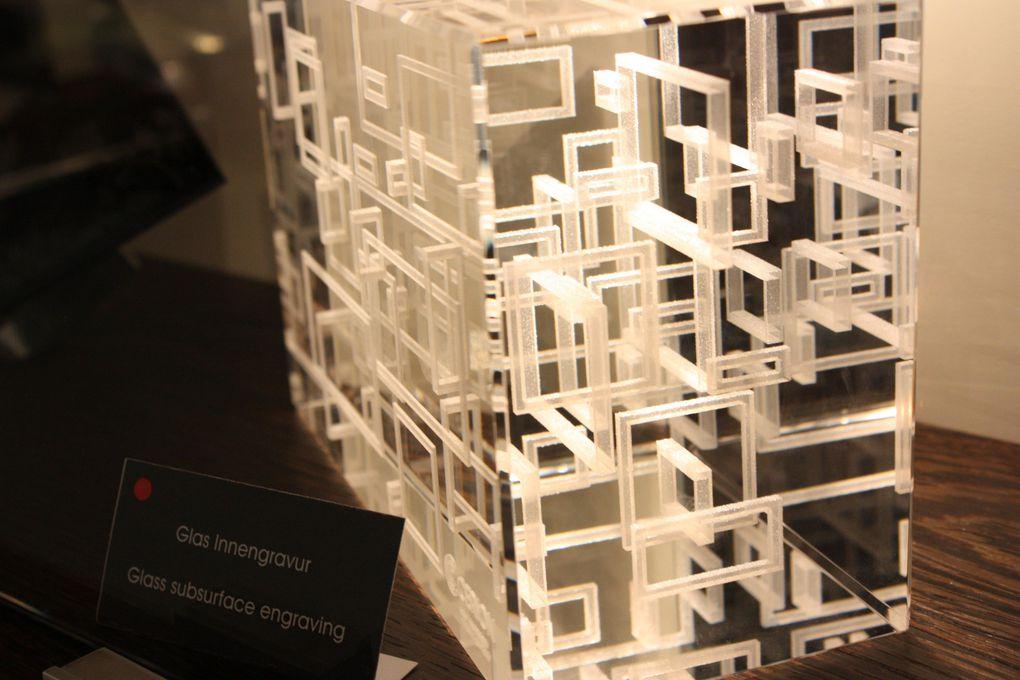 Dimanche 24 janvier 2010, à Cologne. Quinze images prises dans les différents lieux d'exposition de Passagen, la semaine du design d'intérieur.