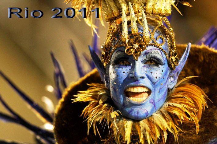Carnaval Brésil Rio 6 et 7 Mars 2011