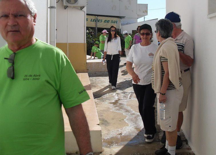 37è Anniversaire de la Révolution des Œillets 25 Avril 2011 à la Sociédade de São Bartolomeu do Sul = Leões do Sul